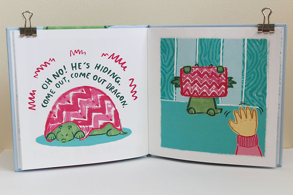 Kate Sharp children's illustration Nottingham artist kate.r.sharp