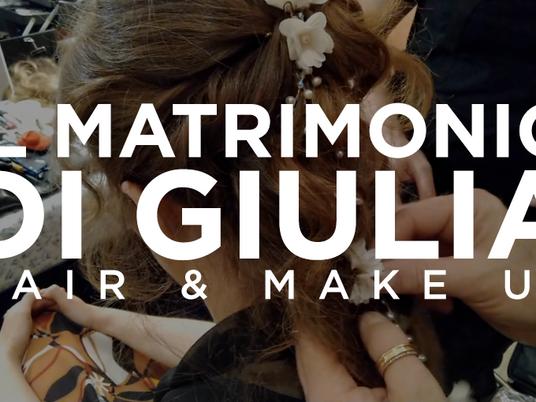 Il Matrimonio di Giulia   Wedding Hair & Make up