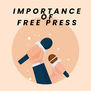 Importance of Free Press