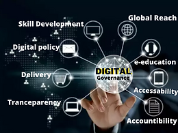 E-GOVERNANCE AND ITS CHALLENGES