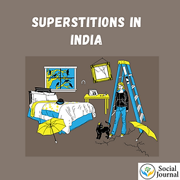 SUPERSTITION IN INDIA