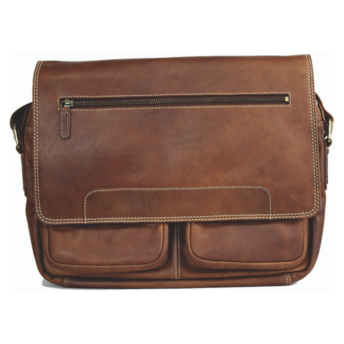 Sac Messager Rugged Earth 199033 Brun