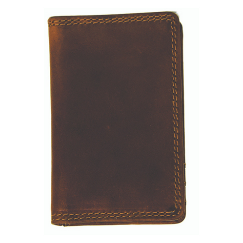 Portefeuille Rugged Earth 990019 Brun