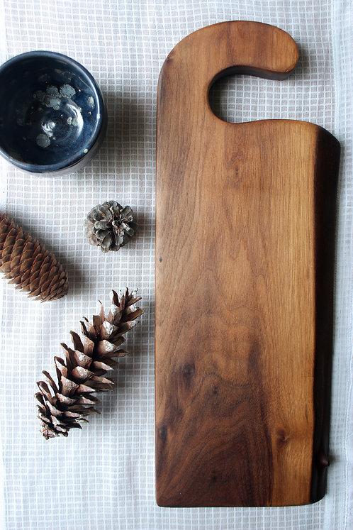 Live Edge Walnut Cutting Board