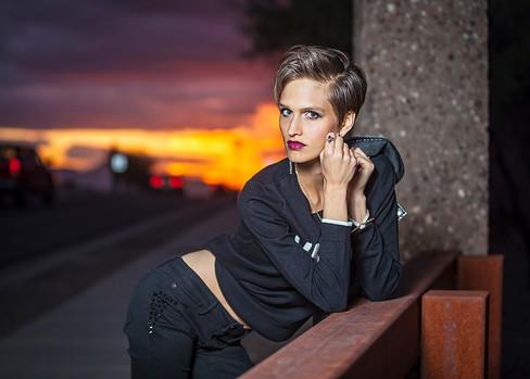 Sunset Fashion