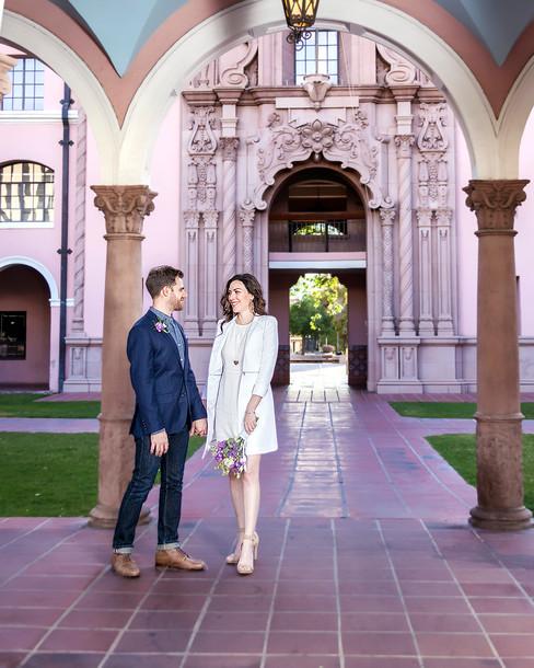 Tucson Engagement