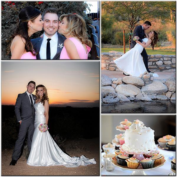 Saguaro Buttes wedding