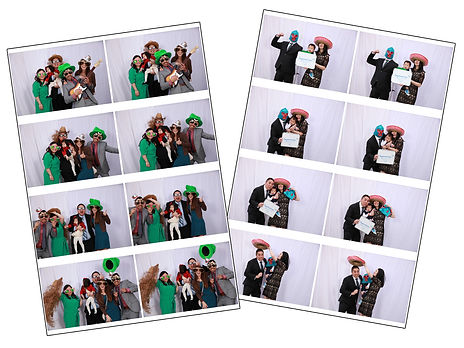On-site photo booth