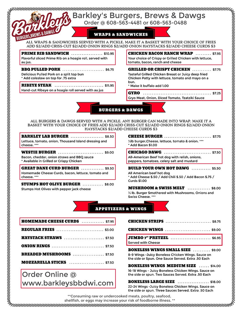 5-19-2020 Curb Side Menu - To Go_page-1.