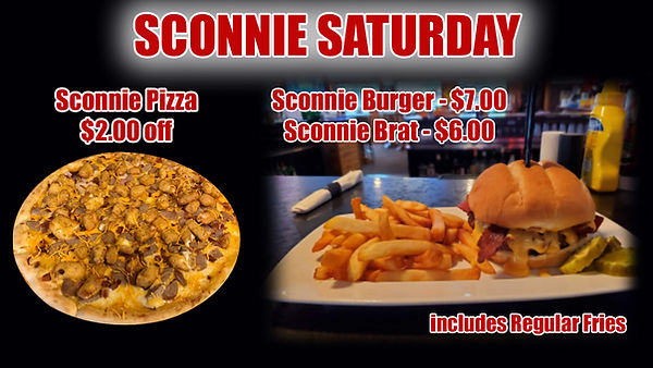Sconnie Saturday