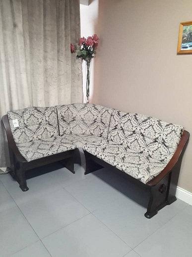 Угловой диванчик (Румыния)
