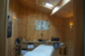 SilverTree Therapies Treatment Room
