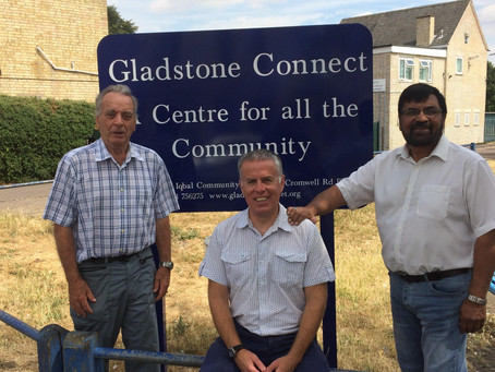 Changes at Gladstone Connect