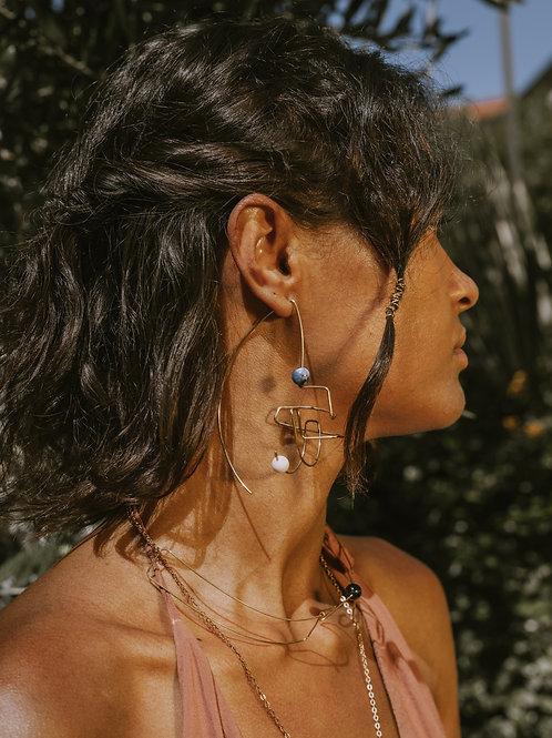 'Cosmic Earrings'