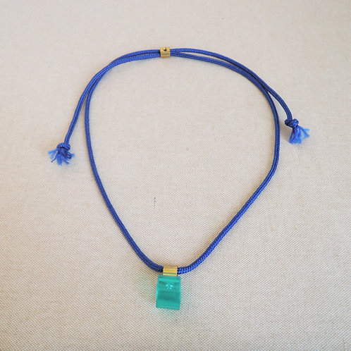 'WATER PIPE NECKLACE'