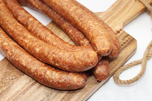Polish Sausage Cold Smoked