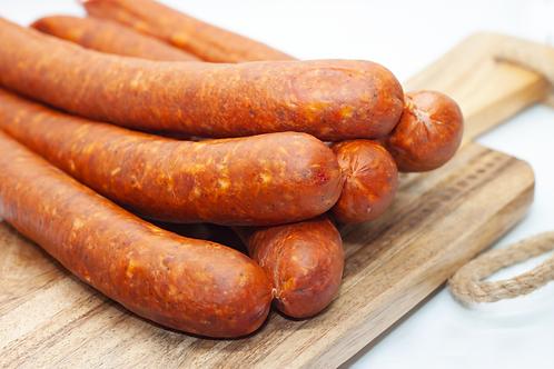 Hungarian Sausage Cold Smoked