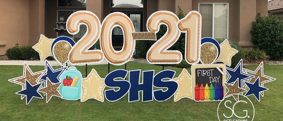 FIRST DAY OF SCHOOL 2020-2021 YEAR