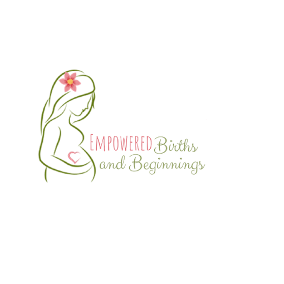 Empowered Births and Beginnings Logo