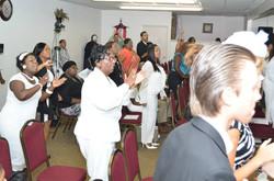 All White Attire Worship Experience