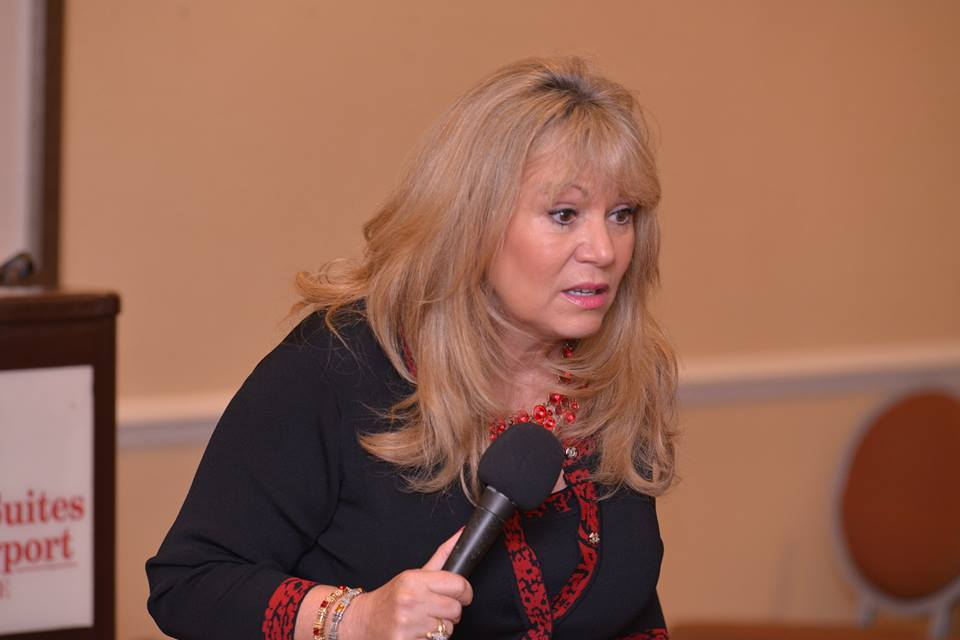 Pastor/Prophetess Sheryl Houska