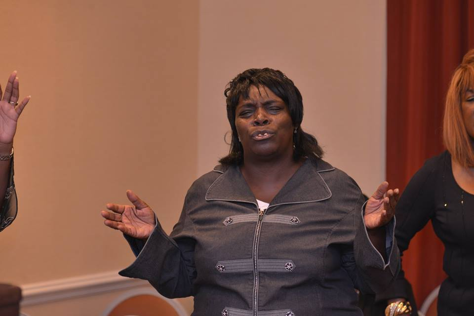 Prophetess Barbara Gaines