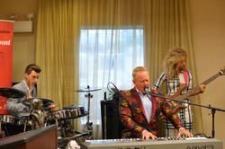 Tim Montgomery Band
