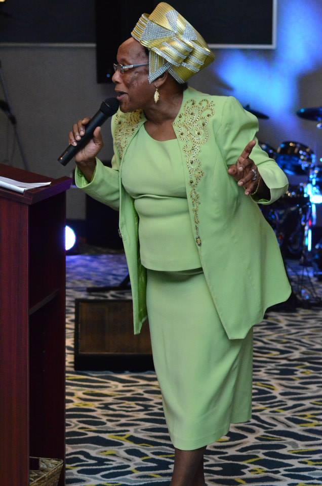 Evangelist Minnie Gomes
