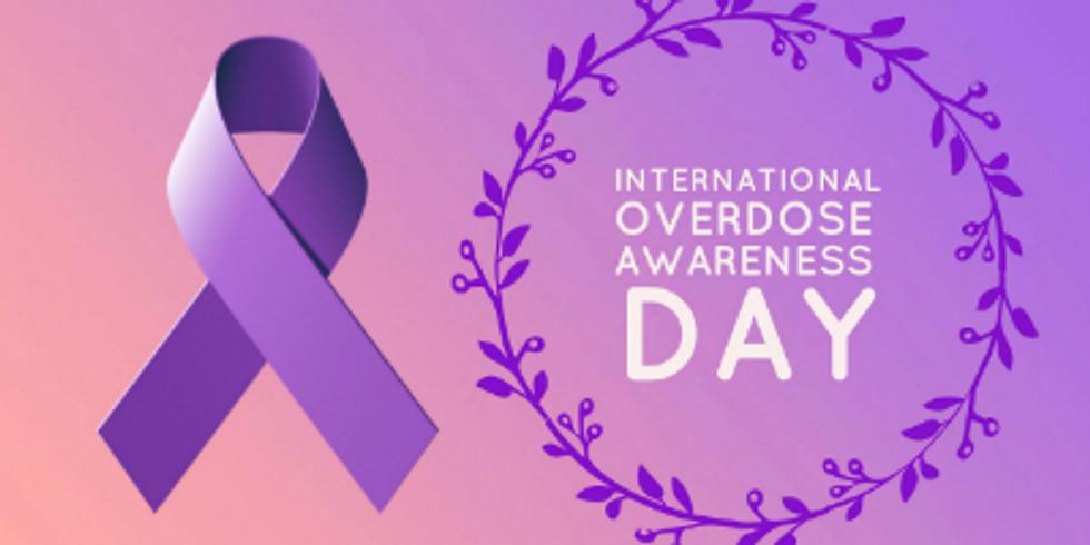 International Overdose Awareness Month 2021
