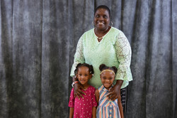 Mother & Daughters of Timmy Jernigan