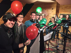 Carols for A Cure Recording