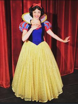 Snow White onboard the Disney Dream