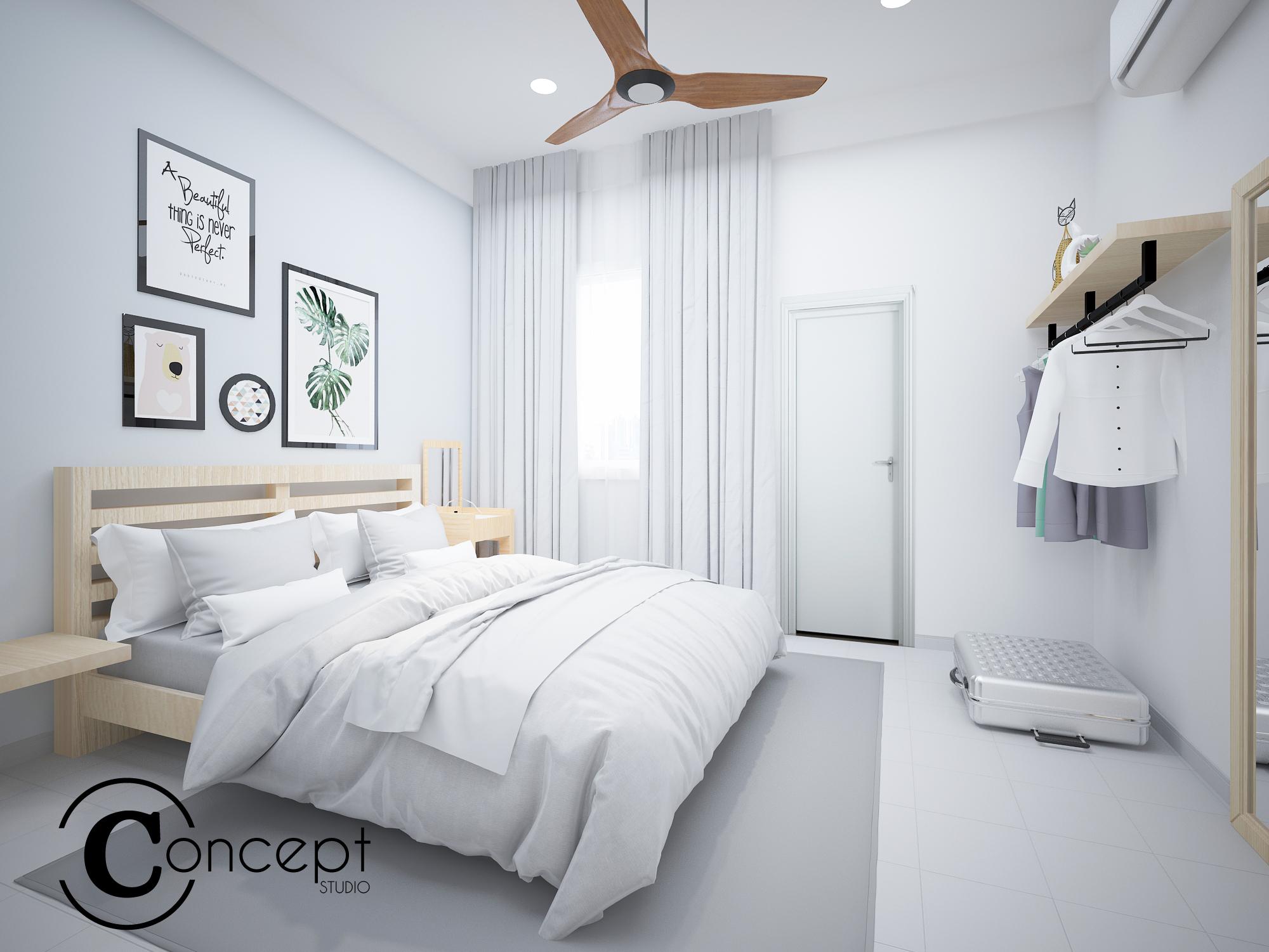 Alpine bedroom 1