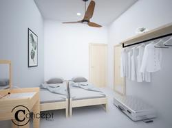 Alpine bedroom 3