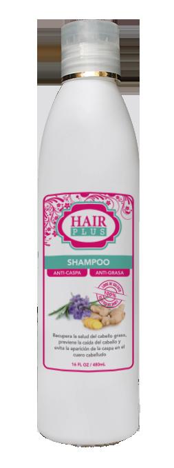 Shampoo AntiCaspa- AntiGrasa 16oz