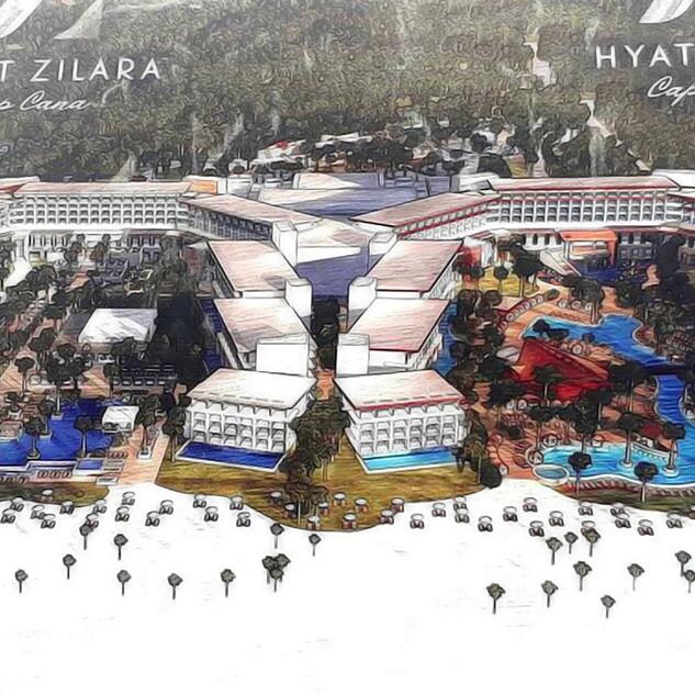 Hotel Hyatt Ziva & Hyatt Zilara