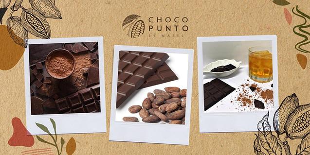 Maridaje de chocolate y ron dominicano con CHOCOPUNTO