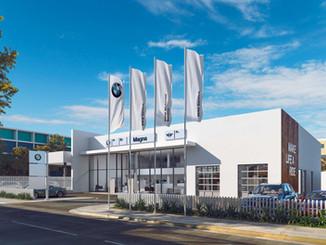 Taller y Recepción Servicio BMW