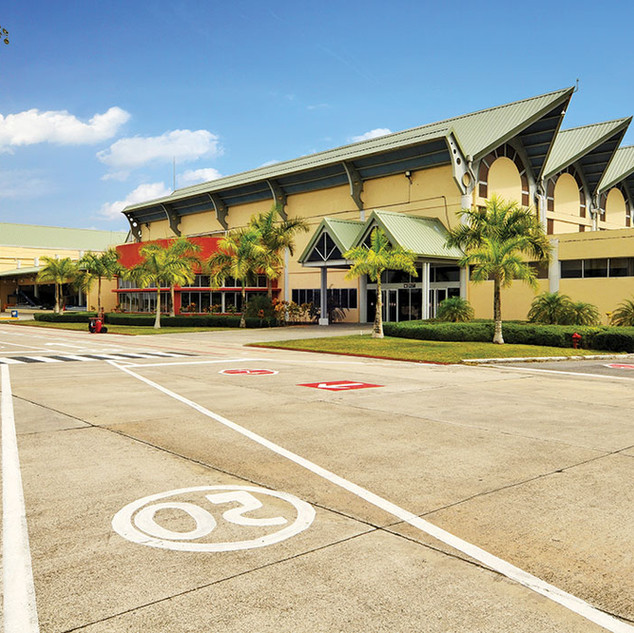 Aeropuerto El Catey de Samaná