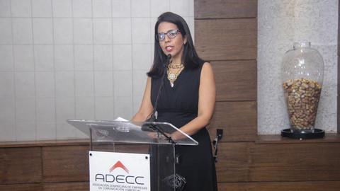 ClaudiaMontás, Directora Ejecutiva de ADECC