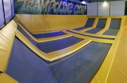 Espace Dodgeball à Trampoline City