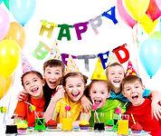 enfants anniversaires Trampoline City