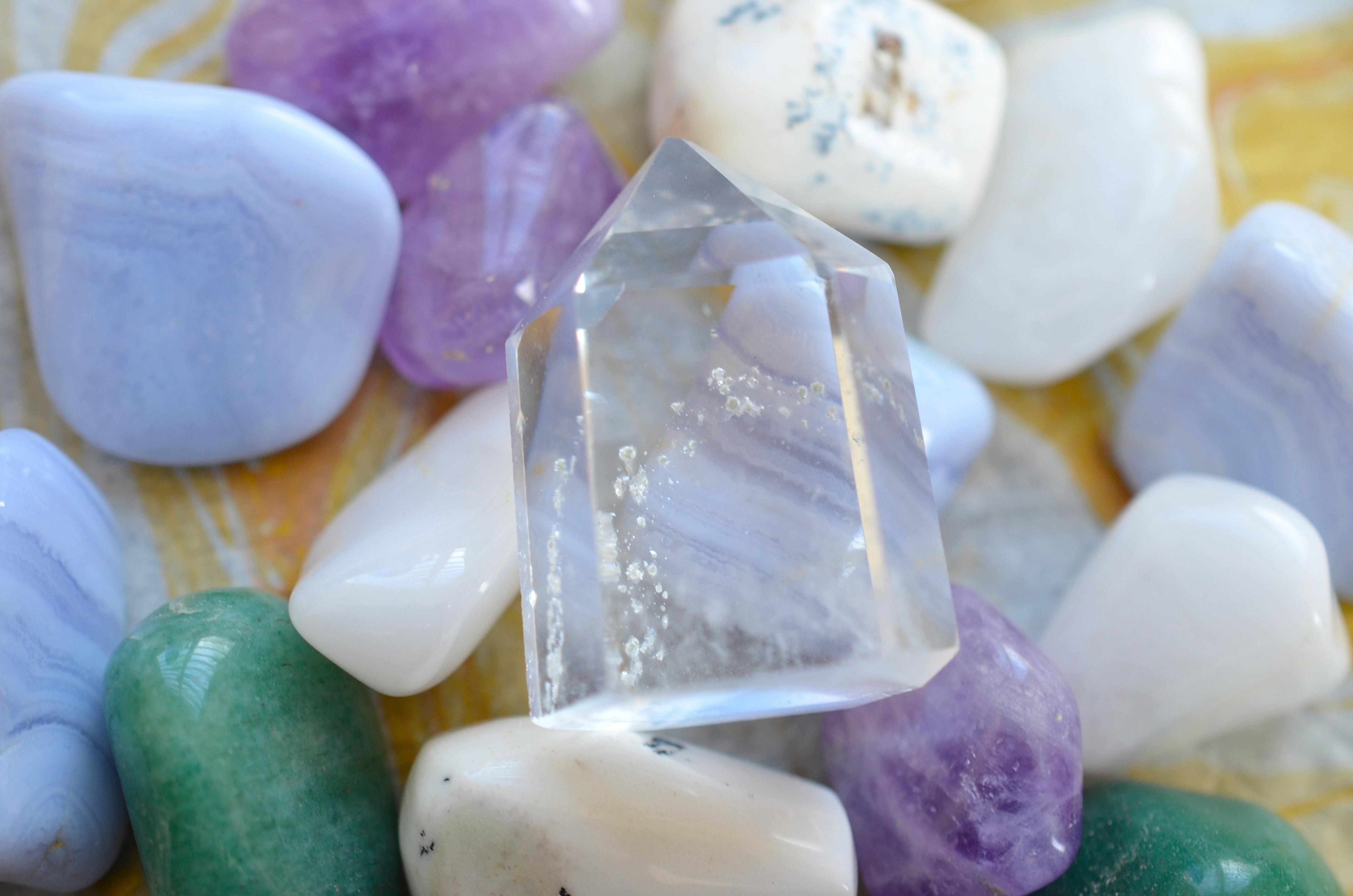Add On: Crystal Energy Healing