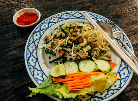Easy Thai Recipes For Beginners