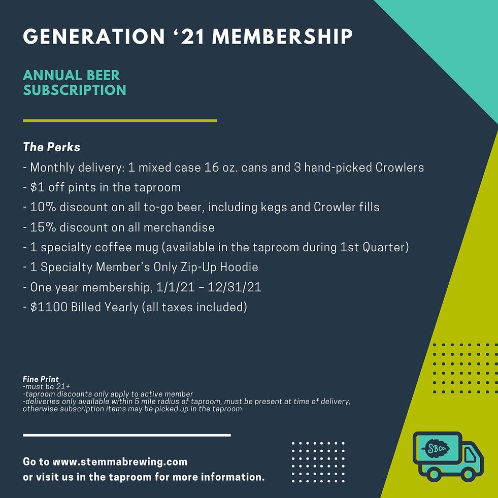 Gen '21 Annual Subscription_Square Graph
