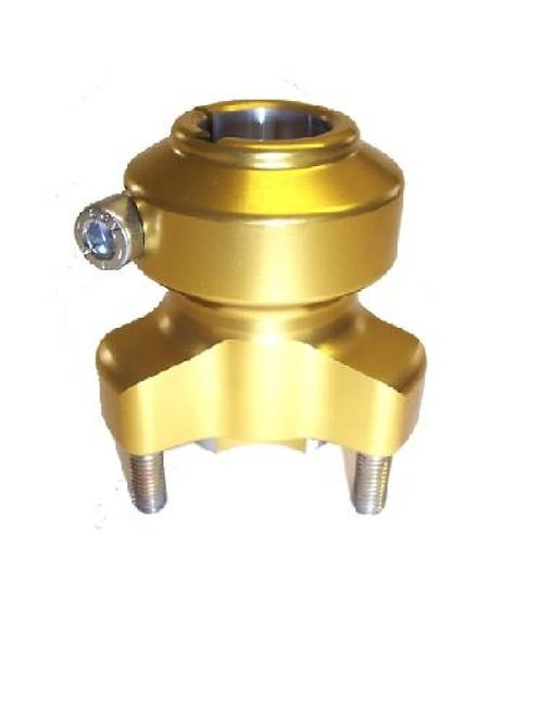 25mm Gold Rear Hub
