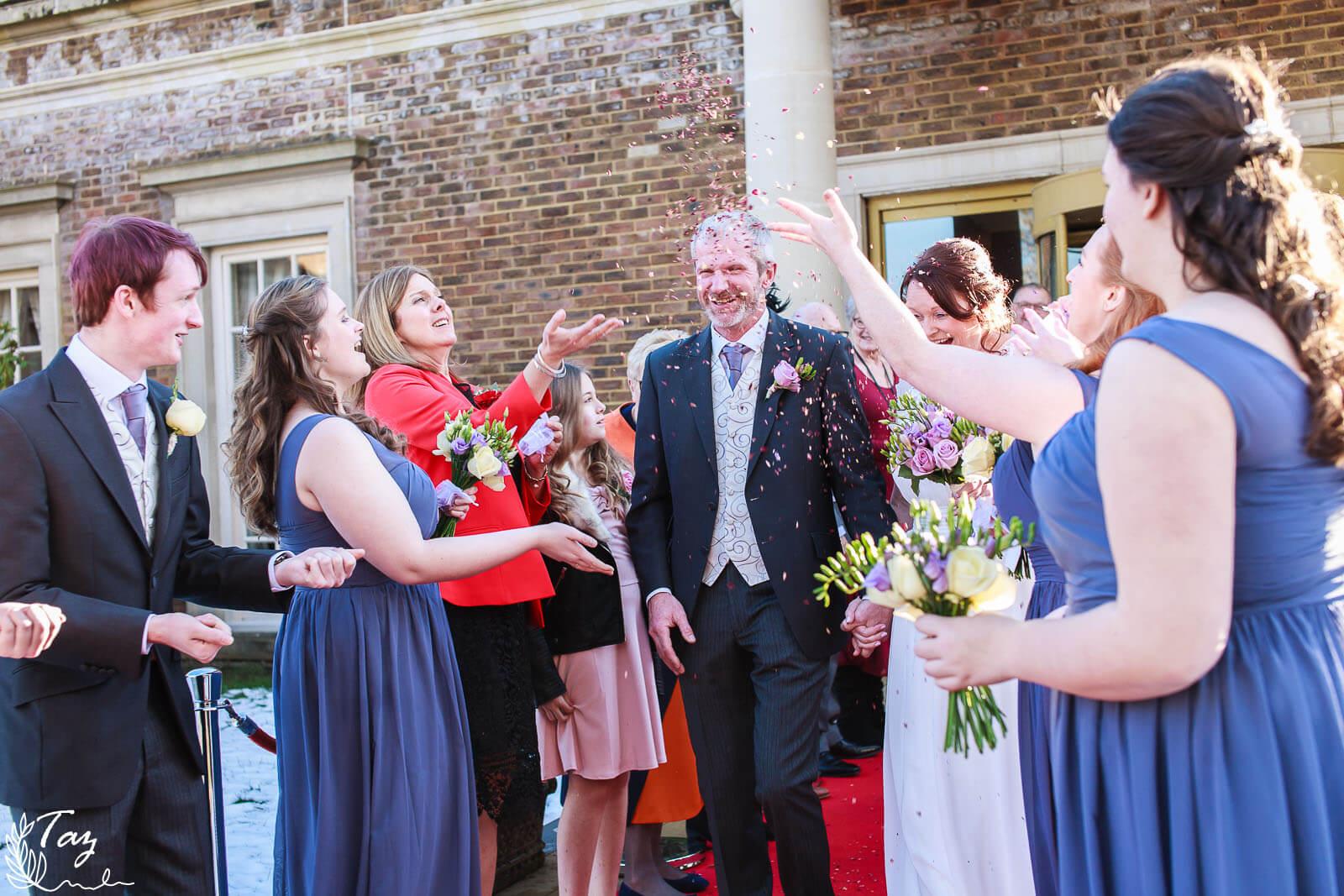 Ceri & Simon De Courceys Wedding-9071