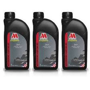 Millers KR 2T - 3 Pack of 1 litre bottles