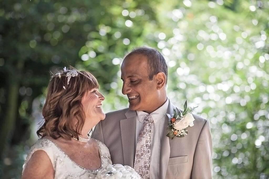 Helen & Naresh Wedding Photo, South Wales