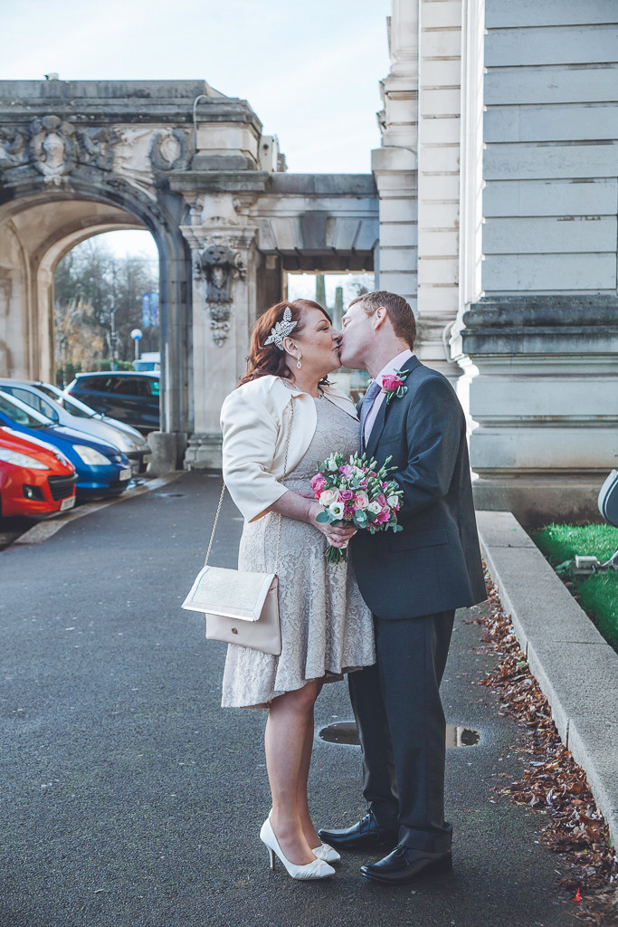 Michelle & Simon's Cardiff City Hall wedding photo, Cardiff wedding photography by Taz Rahman